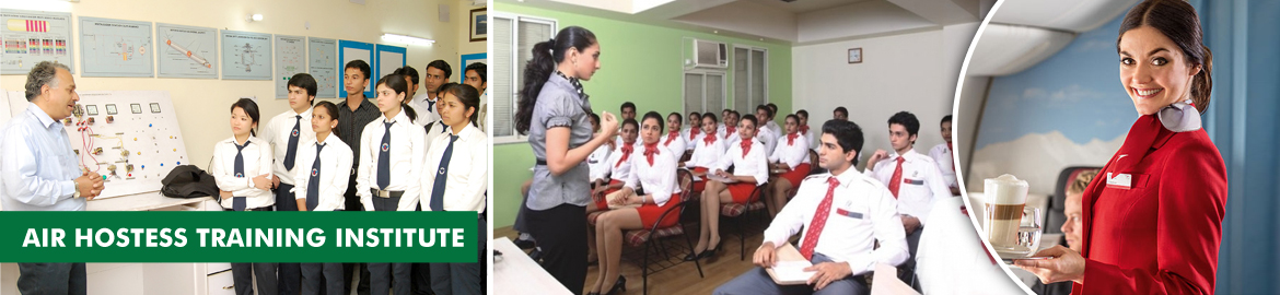Air Hostess Training Institute in Jaipur